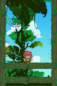screenshot of Jumping Trap Game version 5