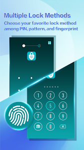 screenshot of KeepLock - Lock Apps & Protect Privacy version 2.2.16