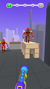 screenshot of Knock'em All version 1.7