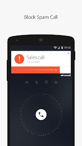 screenshot of Whoscall - Caller ID & Block version 5.2.1