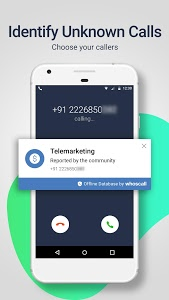 screenshot of Whoscall – The best caller ID and block App version 6.24