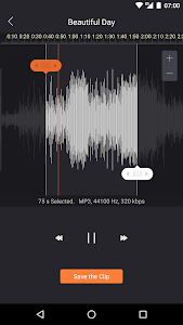 screenshot of Music Player - just LISTENit, Local, Without Wifi version 1.6.48_ww