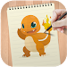 Download Learn To Draw Pokemons 1.0 APK