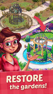 screenshot of Lily's Garden version 1.19.0