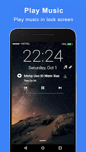 screenshot of Lock Screen - Iphone Lock version 3.3.6