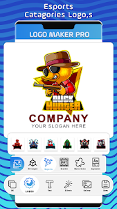 screenshot of Logo Maker Pro - Logo Creator, Logo Generator version 3.6