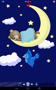 screenshot of Lullaby for babies version 1.10