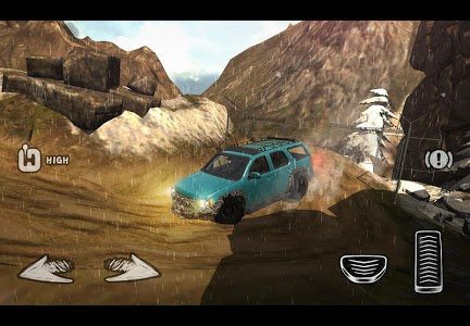 screenshot of Mad Andreas Mountain Hills Offroad Project version 1.03