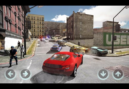 screenshot of Mad City IV Arma Man version Varies with device
