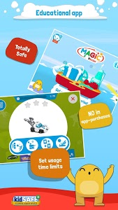 screenshot of Magic Kinder Official App - Free Kids Games version Varies with device