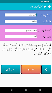 screenshot of Marriage Matching version 1.0.2