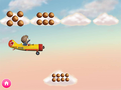 screenshot of Masha and the Bear. Educational Games version 5.1