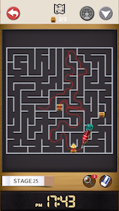 screenshot of Maze : Pen Runner version 1.3.4