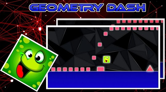 screenshot of Meltdown World Geometry version 1
