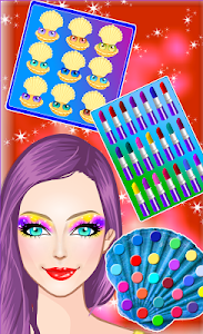 screenshot of Mermaid Princess Makeup and Dress up version Varies with device