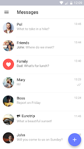 screenshot of TamTam — free chats & channels version 1.2.2