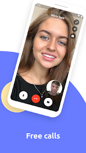 screenshot of TamTam Messenger - free chats & video calls version Varies with device