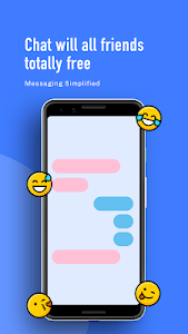 screenshot of Messenger 2020 : Free Voice Messenger for messages version 1.1