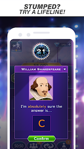 screenshot of Millionaire Trivia: Who Wants To Be a Millionaire? version 18.0.0