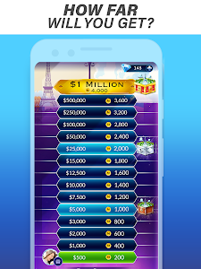 screenshot of Millionaire Trivia: Who Wants To Be a Millionaire? version 22.0.0