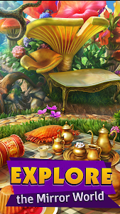 screenshot of Alice in the Mirrors of Albion version 7.6