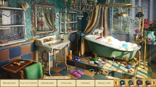 screenshot of Alice in the Mirrors of Albion version 4.7