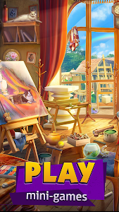 screenshot of Alice in the Mirrors of Albion version 8.3.404