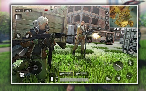 screenshot of Squad Survival Free Fire Battlegrounds 3D version 2.6