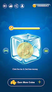 screenshot of Money Cube - Break Cube version 1.0.8