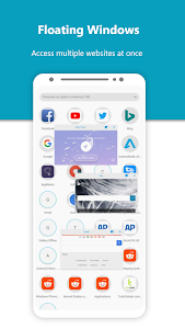 screenshot of Monument Browser: AdBlocker & Fast Downloads version Varies with device
