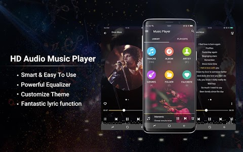 screenshot of Music Player - Mp3 Player version 3.0.2