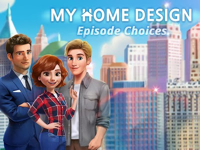 screenshot of My Home Design Story : Episode Choices version 1.1.12
