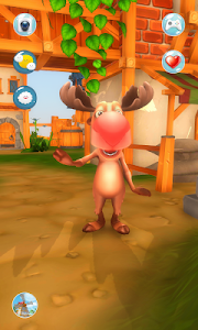 screenshot of My Talking Moose version 1.0.3