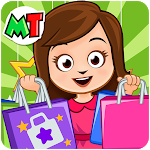 Cover Image of Download My Town: Shopping Mall - Fun Shop Game for Girls 1.16 APK