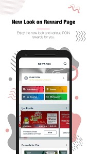 screenshot of MyTelkomsel – Check & Buy Packages, Redeem POIN version Varies with device