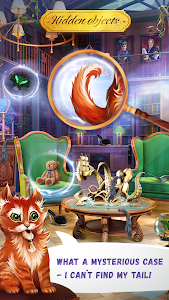 screenshot of Mystery Manor: hidden objects version 2.7.2