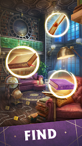 screenshot of Mystery Manor: hidden objects version 3.30.0