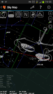 screenshot of Night Sky Tools - Astronomy version 2.6.173