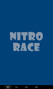 screenshot of Nitro Race version 1.0