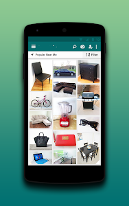 screenshot of Offer up buy & sell tips for offerup version 1.1