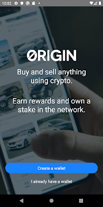 screenshot of Origin Marketplace version 0.30.1