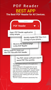 screenshot of PDF Reader, PDF Viewer for Android version 2.204