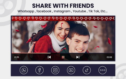 screenshot of PK Film : Movie Maker, Be Your Own Movie Director version 2.1