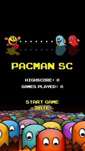 screenshot of PacmanSC version 2.0