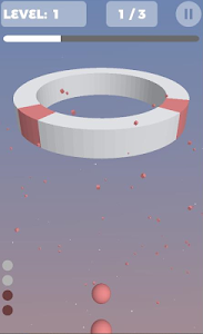 screenshot of Paint the Rings version 2.0