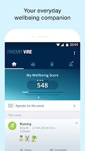 screenshot of Parempi Vire version 2.3.18