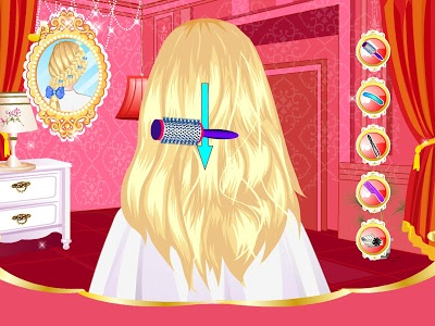 screenshot of Perfect Braid Hairdresser Pro version 1.2.2