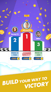 screenshot of Phase 10: World Tour version 1.1.2292