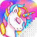 Pixel Art: Coloring Book Draw Doodle Arts Game