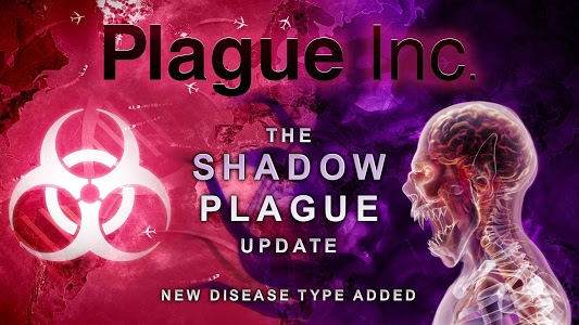 screenshot of Plague Inc. version Varies with device